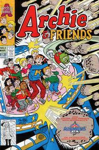 Cover Thumbnail for Archie & Friends (Archie, 1992 series) #3