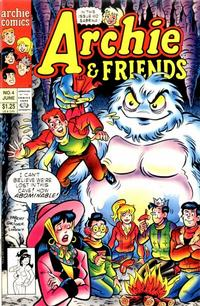 Cover Thumbnail for Archie & Friends (Archie, 1992 series) #4