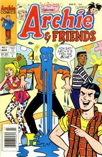 Cover Thumbnail for Archie & Friends (Archie, 1992 series) #7 [Newsstand]