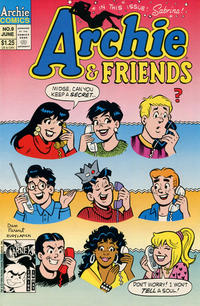 Cover Thumbnail for Archie & Friends (Archie, 1992 series) #9