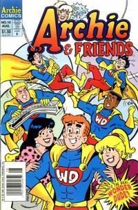 Cover Thumbnail for Archie & Friends (Archie, 1992 series) #10