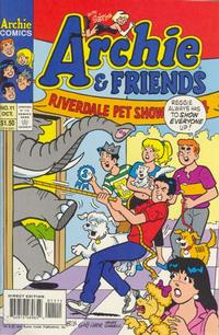 Cover Thumbnail for Archie & Friends (Archie, 1992 series) #11