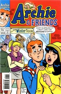 Cover Thumbnail for Archie & Friends (Archie, 1992 series) #17
