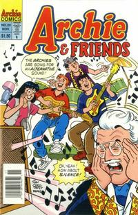 Cover Thumbnail for Archie & Friends (Archie, 1992 series) #20 [Newsstand]