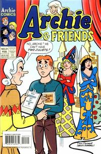 Cover Thumbnail for Archie & Friends (Archie, 1992 series) #21