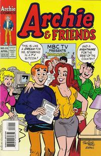 Cover Thumbnail for Archie & Friends (Archie, 1992 series) #22