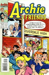 Cover Thumbnail for Archie & Friends (Archie, 1992 series) #23
