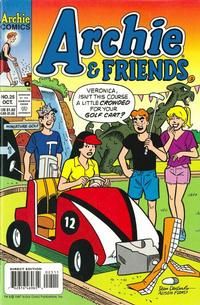 Cover Thumbnail for Archie & Friends (Archie, 1992 series) #25