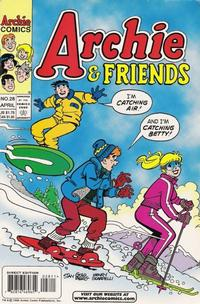 Cover Thumbnail for Archie & Friends (Archie, 1992 series) #28