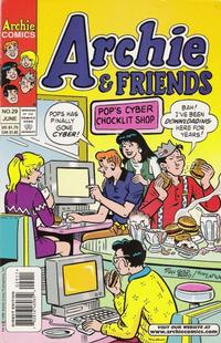 Cover Thumbnail for Archie & Friends (Archie, 1992 series) #29