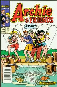 Cover Thumbnail for Archie & Friends (Archie, 1992 series) #30 [Newsstand]