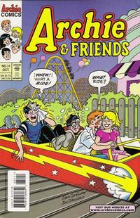 Cover Thumbnail for Archie & Friends (Archie, 1992 series) #31