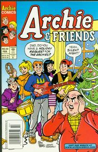 Cover Thumbnail for Archie & Friends (Archie, 1992 series) #33