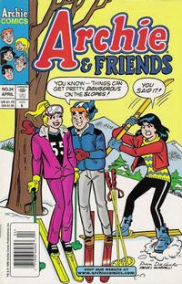 Cover Thumbnail for Archie & Friends (Archie, 1992 series) #34 [Newsstand]