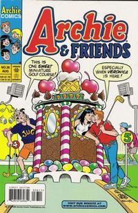 Cover Thumbnail for Archie & Friends (Archie, 1992 series) #36