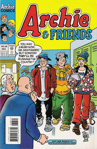 Cover Thumbnail for Archie & Friends (Archie, 1992 series) #38