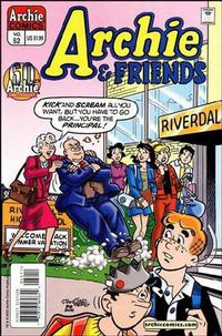 Cover Thumbnail for Archie & Friends (Archie, 1992 series) #62