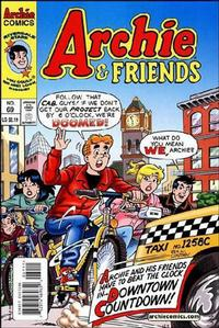 Cover Thumbnail for Archie & Friends (Archie, 1992 series) #69