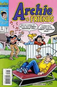 Cover Thumbnail for Archie & Friends (Archie, 1992 series) #74