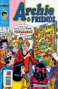 Cover Thumbnail for Archie & Friends (Archie, 1992 series) #77 [Direct Edition]