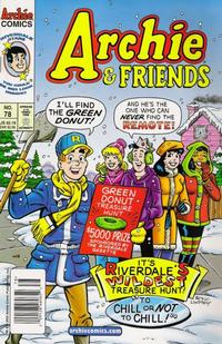 Cover Thumbnail for Archie & Friends (Archie, 1992 series) #78