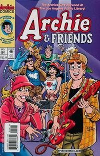 Cover Thumbnail for Archie & Friends (Archie, 1992 series) #84