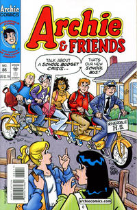 Cover Thumbnail for Archie & Friends (Archie, 1992 series) #86
