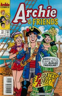 Cover Thumbnail for Archie & Friends (Archie, 1992 series) #87 [Direct Edition]