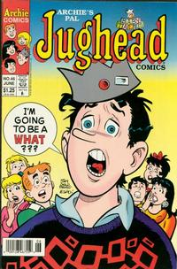 Cover Thumbnail for Archie's Pal Jughead Comics (Archie, 1993 series) #46 [Newsstand]