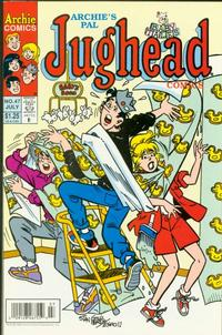 Cover Thumbnail for Archie's Pal Jughead Comics (Archie, 1993 series) #47 [Newsstand]