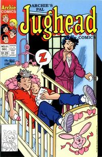 Cover Thumbnail for Archie's Pal Jughead Comics (Archie, 1993 series) #51 [Direct]