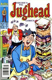 Cover Thumbnail for Archie's Pal Jughead Comics (Archie, 1993 series) #52