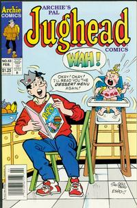 Cover Thumbnail for Archie's Pal Jughead Comics (Archie, 1993 series) #53