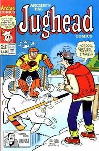 Cover Thumbnail for Archie's Pal Jughead Comics (Archie, 1993 series) #54