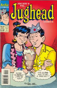 Cover Thumbnail for Archie's Pal Jughead Comics (Archie, 1993 series) #59