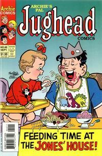 Cover Thumbnail for Archie's Pal Jughead Comics (Archie, 1993 series) #60