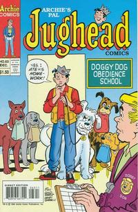 Cover Thumbnail for Archie's Pal Jughead Comics (Archie, 1993 series) #63
