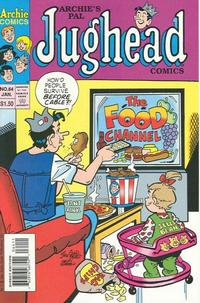 Cover Thumbnail for Archie's Pal Jughead Comics (Archie, 1993 series) #64 [Direct Edition]