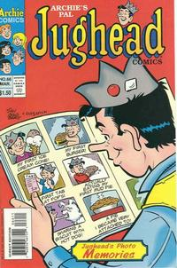 Cover Thumbnail for Archie's Pal Jughead Comics (Archie, 1993 series) #66