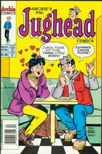 Cover Thumbnail for Archie's Pal Jughead Comics (Archie, 1993 series) #67