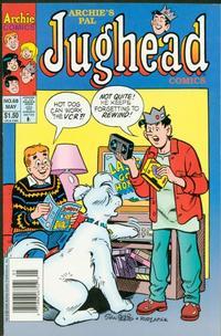 Cover Thumbnail for Archie's Pal Jughead Comics (Archie, 1993 series) #68