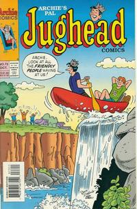 Cover Thumbnail for Archie's Pal Jughead Comics (Archie, 1993 series) #73