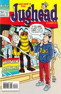 Cover Thumbnail for Archie's Pal Jughead Comics (Archie, 1993 series) #75