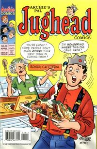 Cover Thumbnail for Archie's Pal Jughead Comics (Archie, 1993 series) #79
