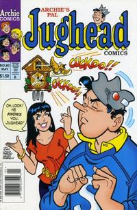 Cover Thumbnail for Archie's Pal Jughead Comics (Archie, 1993 series) #80