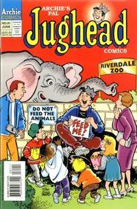 Cover Thumbnail for Archie's Pal Jughead Comics (Archie, 1993 series) #81