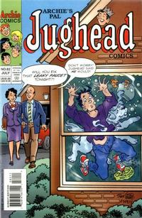 Cover Thumbnail for Archie's Pal Jughead Comics (Archie, 1993 series) #82