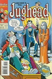 Cover Thumbnail for Archie's Pal Jughead Comics (Archie, 1993 series) #87