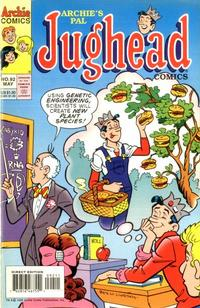 Cover Thumbnail for Archie's Pal Jughead Comics (Archie, 1993 series) #92