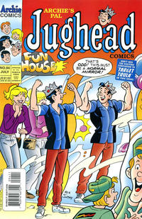 Cover Thumbnail for Archie's Pal Jughead Comics (Archie, 1993 series) #94